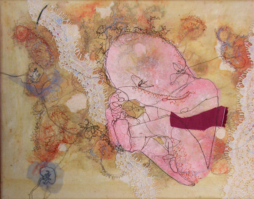 Marloes Duyker Machine Embroidery and Applique Work
