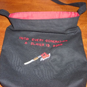 Buffy the Vampire Slayer Messenger Bag