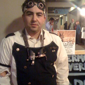 Men's Steampunk Outfit
