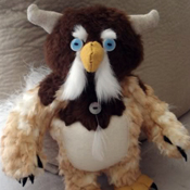 Moonkin Stuffie