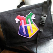 Harry Potter Messenger Bag