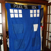 Dr. Who Blanket