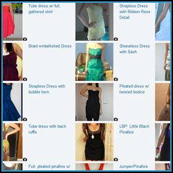 List of Clothing Tutorials on Craftster
