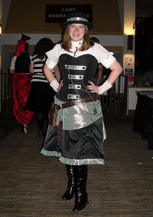 Steampunk Costume Tutorial with Photos