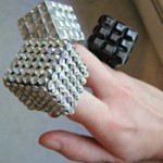 DIY Lady Gaga Disco Bling Ring Accessories on Craftster