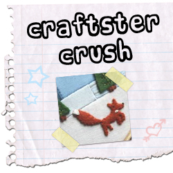 Craftster Crush LimeRiot