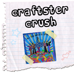 Craftster Crush jungrrl