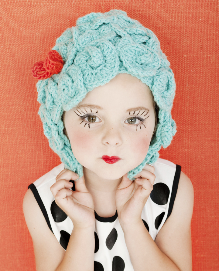 Free Crochet Baby Wig Hat Pattern : Go Marvelously Mod with Crochet Today! Craftster Blog