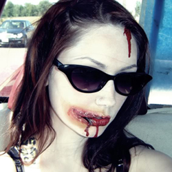 Zombie Makeup and Halloween Costume Ideas | Craftster Blog