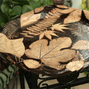 Falling Leaves Tray