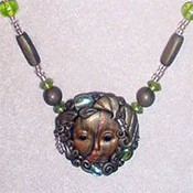 Mother Nature necklace