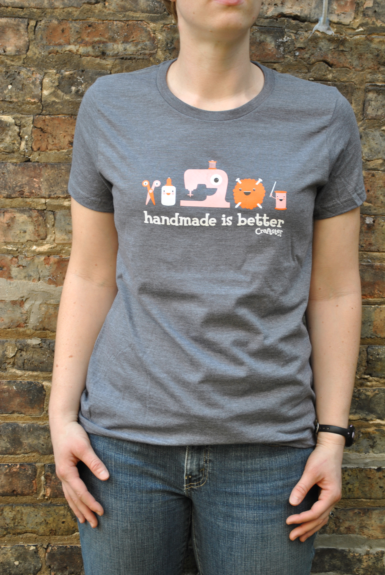 Handmade Is Better Shirt