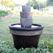 Planter Fountain