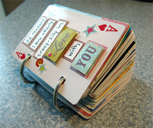 52 Reasons Card Book