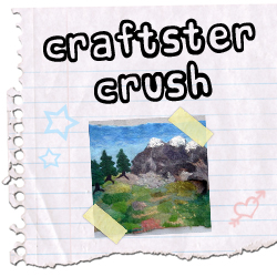 Craftster Crush ptarmic wumpus