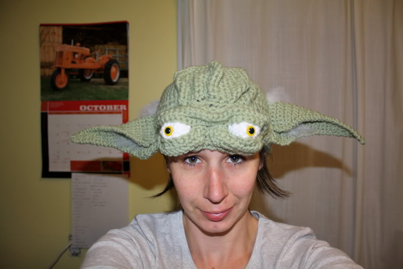 Yoda Hat Lots Of Pics Now With Tutorial Crochet