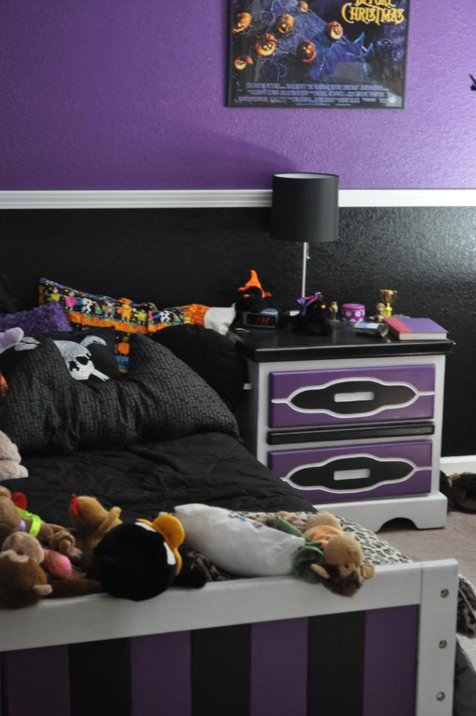 nightmare before christmas room home sweet home