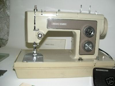 Anyone Else Have An Old Kenmore Sewing Machine SEWING IN GENERAL Simple Kenmore Sewing Machine Vintage