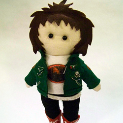 MIghty Boosh Plush