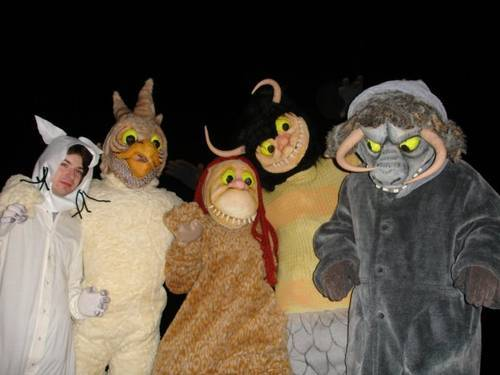 Where the Wild Things Are (and Max)!