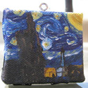 Tiny Starry Night Painting