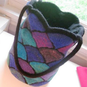 Stained Glass Bag