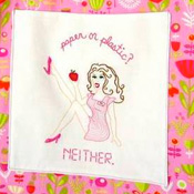 Pinup Shopping Bag