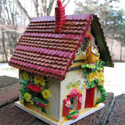 Mother Goose's Summer Cottage