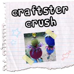 Craftster Crush cackle