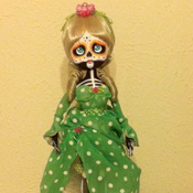 Day of the Dead Doll Recon