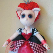 Alice in Wonderland Poppet