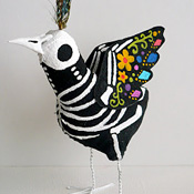 Day of the Dead Bird