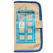 Dr. Who Travel Wallet