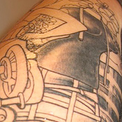 Dressform Tattoo