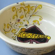Ace of Spades Bowl