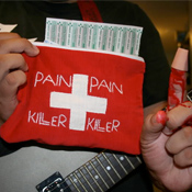 Pain Killer First Aid Kit