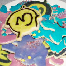 Halo Cookies