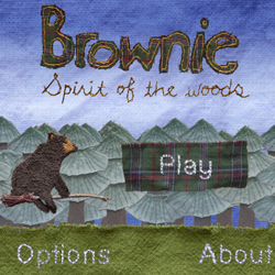 Brownie Spirit of the Woods