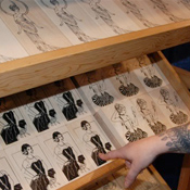 Queen's Ink Stamps
