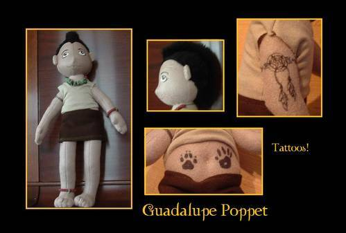 Guadalupe Poppet