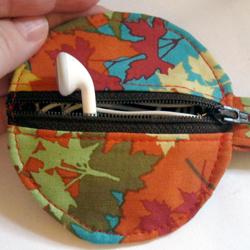 Earbud Carrier