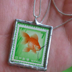 Stamp Necklace