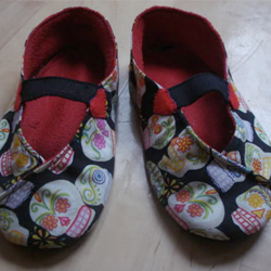 fleece slippers