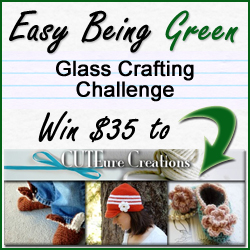 Glass Crafts Challenge