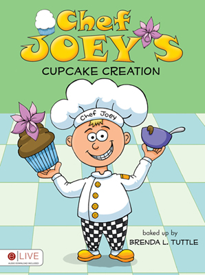 Chef Joey's Cupcake Creation