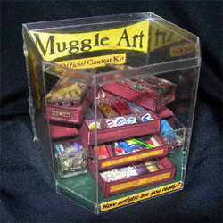 Muggle art contest entry