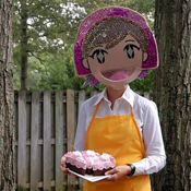 Cooking Mama Halloween Costume
