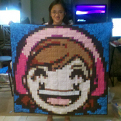 Cooking Mama Quilt