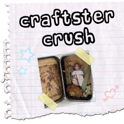 Craftster Crush amaryllisroze