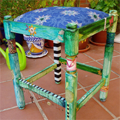 Journal stool